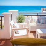 Beachfront Penthouse Playa den Bossa